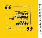 inspirational motivational... | Shutterstock .eps vector #300382571