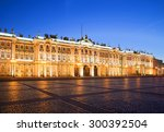 The Winter Palace Of The White...