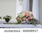 flowers for wedding table | Shutterstock . vector #300408917