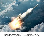 Space Launch System Flying Ove...