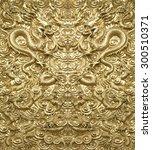 Background Golden Dragon