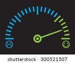 good mood   measure your... | Shutterstock .eps vector #300521507