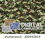 Four Different Colors Digital...