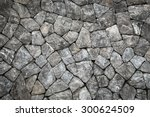 Stone Wall Background And...