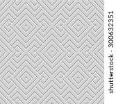 tangled modern traditional... | Shutterstock .eps vector #300632351