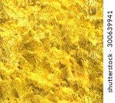seamless tileable gold texture. ... | Shutterstock . vector #300639941