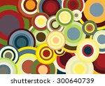Decorative Background Circles...