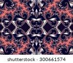 fabulous background. satin... | Shutterstock . vector #300661574