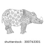 Rhino   Stylized Fantasy...
