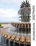 Pineapple Fountain   Charlesto...