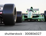 motor sports race car... | Shutterstock . vector #300806027