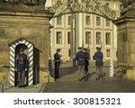 prague  czech republic   april... | Shutterstock . vector #300815321
