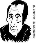 vampire | Shutterstock .eps vector #30082570