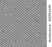 seamless vector abstract... | Shutterstock .eps vector #300961649