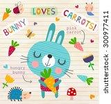 illustration for children | Shutterstock . vector #300977411