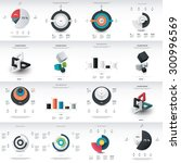 chart infographics template...   Shutterstock .eps vector #300996569