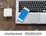 phayao thailand   july 29  2015 ... | Shutterstock . vector #301001324
