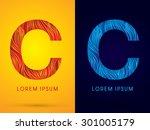 c  font  text  designed using...