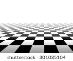 black and white background with ... | Shutterstock .eps vector #301035104