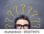 problems | Shutterstock . vector #301073471
