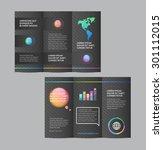 vector graphic elegant business ...   Shutterstock .eps vector #301112015