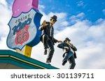 joliet  u.s.a.   may 17 2011 ... | Shutterstock . vector #301139711