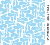 abstract vector background | Shutterstock .eps vector #301174661