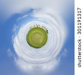 An Image Of A Tiny Planet...