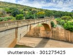 The Hartbeespoort Dam Wall And...