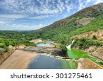 Waterfall Of Crocodile River...