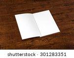 photo. template for branding... | Shutterstock . vector #301283351