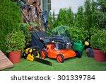 Gardening Equipment  Orange...