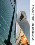 moscow international business... | Shutterstock . vector #301340411