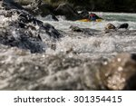 Wild Water Kayaking