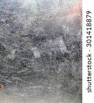 grunge background metal | Shutterstock . vector #301418879