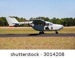Vitnam era reconnaissance airplane Cessna O-2
