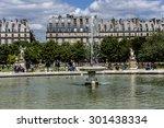 paris  france   june 1  2015 ... | Shutterstock . vector #301438334