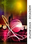 digital illustration of...   Shutterstock . vector #30162604