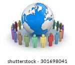 communication   this is a... | Shutterstock . vector #301698041