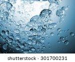oil in water | Shutterstock . vector #301700231