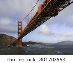 Under Golden Gate Bridge San...