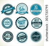 premium  quality retro vintage...   Shutterstock .eps vector #301733795