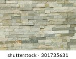 the old wall  | Shutterstock . vector #301735631