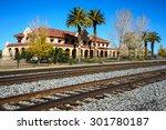 Train Station  Mojave National...