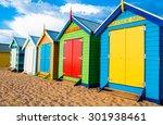 melbourne  australia   february ... | Shutterstock . vector #301938461