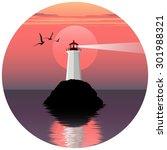 vector illustration of... | Shutterstock .eps vector #301988321