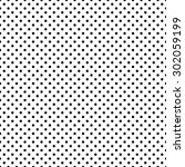 seamless spotted vector texture ... | Shutterstock .eps vector #302059199