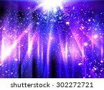 Light Neon Party Background...