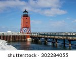 Charlevoix Lighthouse. The...