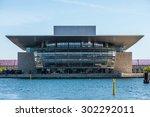 copenhagen  denmark   july 16 ... | Shutterstock . vector #302292011